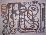 Massey/Perkins 4.107 & 4.108 Diesel Bottom Gasket Set
