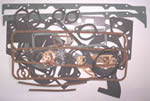 Perkins L4 Complete Engine Overhaul Gasket Set