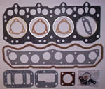 Land Rover Complete Head Gasket Set - Fibre Head Gasket